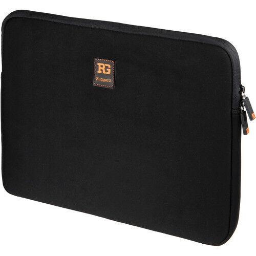 "Ruggard 14/""/"" Ultra Thin Laptop Sleeve Black"