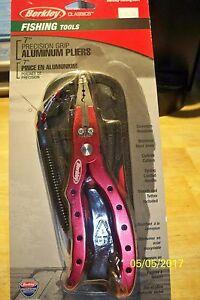 """Berkley 7"""" Precision Grip Aluminum Pliers"""