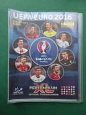 UEFA Euro 2016 Sammelmappe Binder Collectors Album International Edition