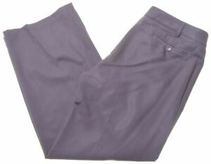 Austin Reed Womens Suit Trousers Size 14 W34 L29 Black Wool K005 Ebay