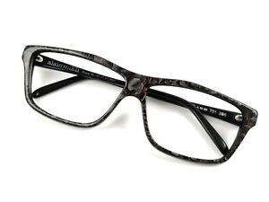 ALAIN-MIKLI-Brille-701-366-80s-Vintage-Eye-Frame-Lunettes-Hand-Made-in-France