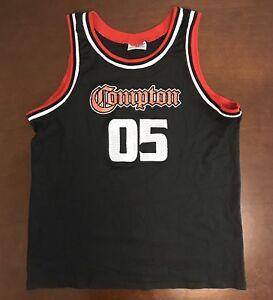 6e1ea8cb394 La foto se está cargando Rara-Vintage-2005-el-juego-Jersey-de-baloncesto-
