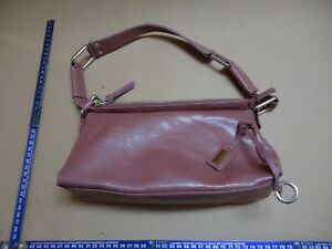 borsa-rosa-donna-shopping-piccola-vera-pelle-pink-Women-039-s-genuine-leather-italy