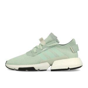 Details zu adidas POD S3.1 Vapour Green Vapour Green Grey One Schuhe Sneaker Mint Grün Grau