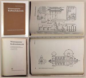 Sajadatz-Wissenspeicher-Kraftwerksbetrieb-1977-Energie-Stromerzeugung-xz