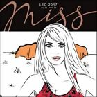 Miss Leo 2017 Calendar by Universal Magazines