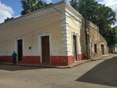 CASA COLONIAL EN VENTA, CUNCUNUL, YUCATAN, A 8 KM DE VALLADOLID