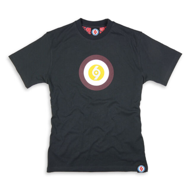 Spirit of 69 Limited Edition Grey Trojan Target T-Shirt Skinhead Oi Mod Punk Ska