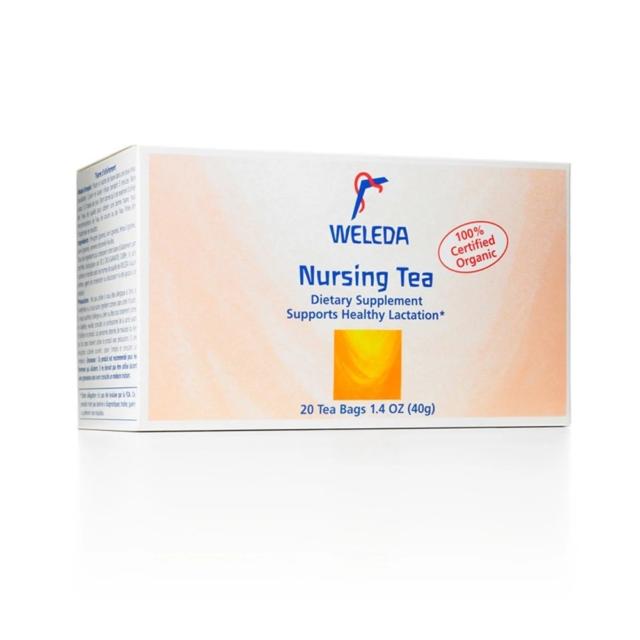 Weleda Nursing Teabags 20Pk Complex