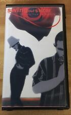 SWING OUT SISTER It's Better to Watch VHS Tape NTSC Music Videos JAPAN Very RARE
