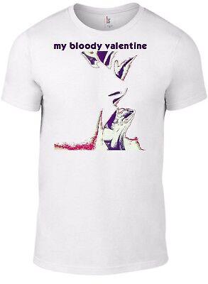 MY BLOODY VALENTINE Glider T-SHIRT ride loveless indie slowdive stone roses CD W