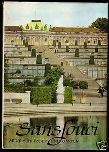 Kurth-Willy-Sanssouci-Seine-Schloesser-und-Gaerten-Potsdam-1971