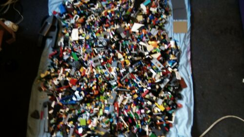 Bulk Lego collection with over 80 instruction manuals