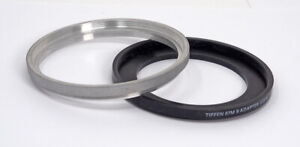 TIFFEN 67mm To Series 9 Adapter With Retaining Ring