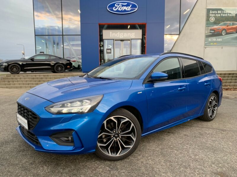 Ford Focus 1,5 EcoBoost ST-Line Business aut.