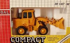JOAL COMPACT CATERPILLAR REF: 214 DIE-CAST 1/50 SCALE WHEEL LOADER
