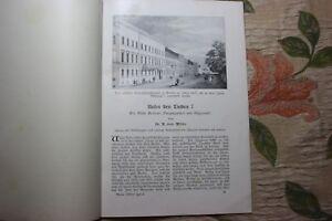 1909 Rapport Technique Arena 42/berlin Sous Les Linden 7-afficher Le Titre D'origine