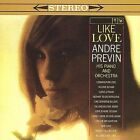 Like Love by Andr' Previn (Conductor/Piano) (CD, Mar-2006, Collectables)