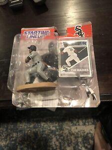 Starting Lineup  Tim Raines Chicago White Sox Damged Box