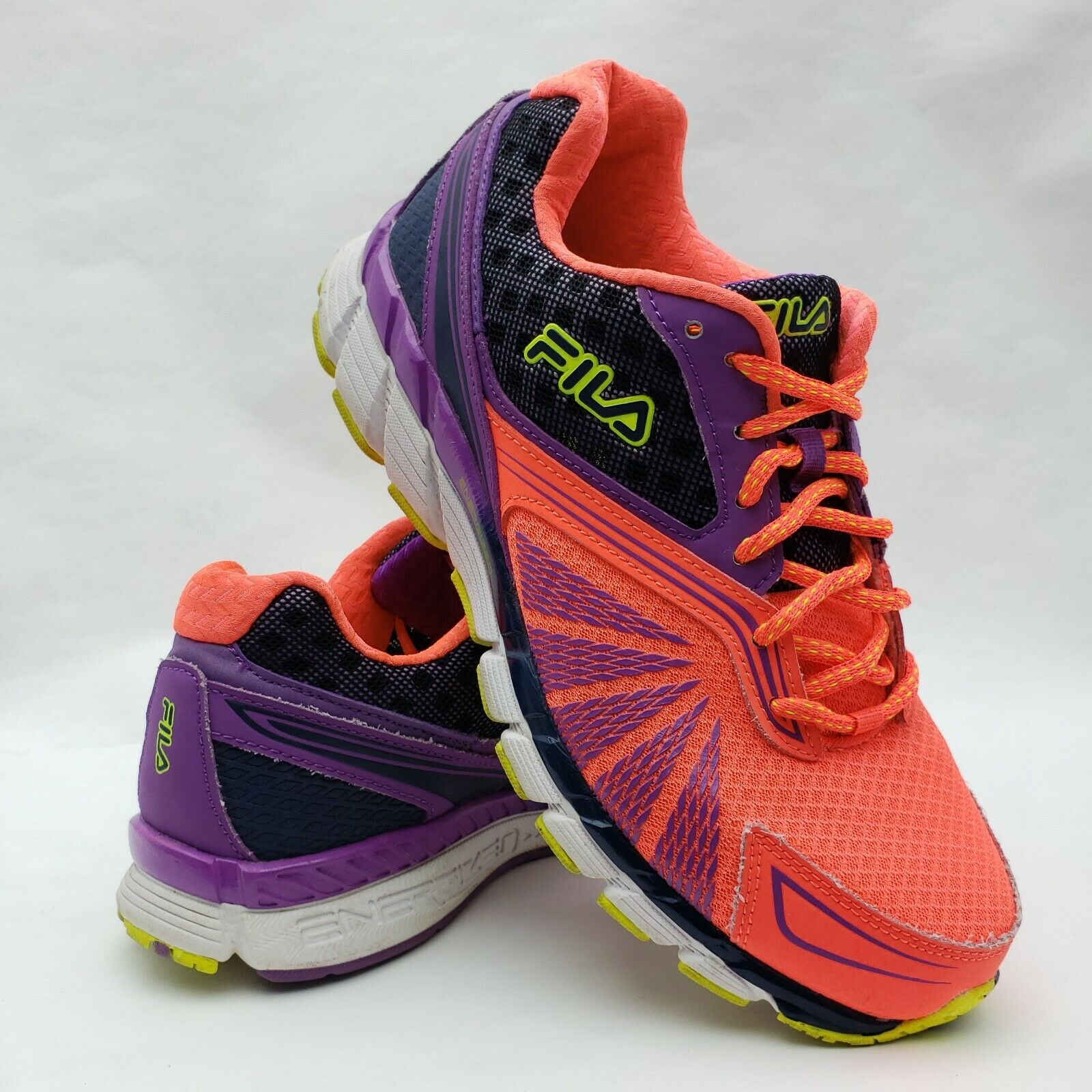 FILA Sprint EVO Memory Foam Athletic