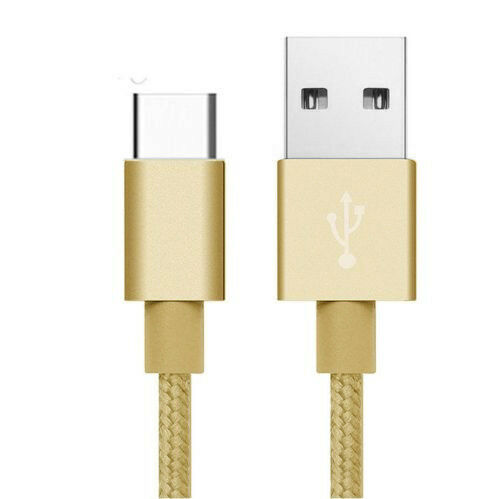 P9 PLUS EXTRA LONG 2MT USB TYPE C TO USB SYNC CHARGER CABLE LEAD FOR HUAWEI P9