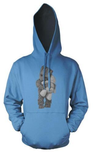 Guardians Galaxy Groot Hugging Teddy Bear Adult Hoodie
