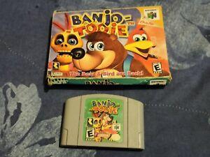 Banjo-Tooie-Nintendo-64-2000-Box-amp-Game