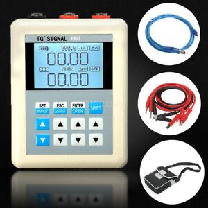 New-4-20mA-0-10V-Signal-Generator-24V-Current-Voltage-Soruce-Transmitter-PLC
