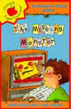 Frank N Stein and the Missing Monster (Frank N Stein Stories) by Jungman, Ann