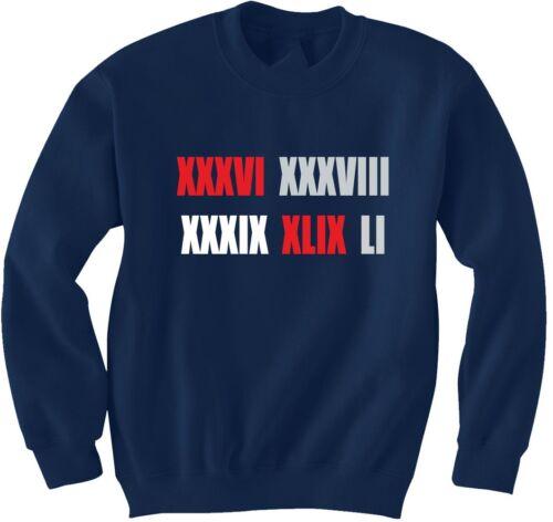 "New England Patriots Tom Brady /""5 Super Bowls/"" jersey shirt Hooded SWEATSHIRT"