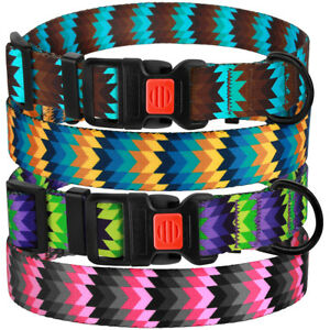 Adjustable-Dog-Collar-with-Buckle-Nylon-Collars-for-Dogs-Puppy-S-M-L-XL