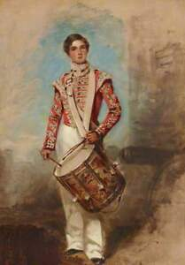 oil-painting-handpainted-on-canvas-034-Battle-of-Balaclava-Drummer-Boy-034