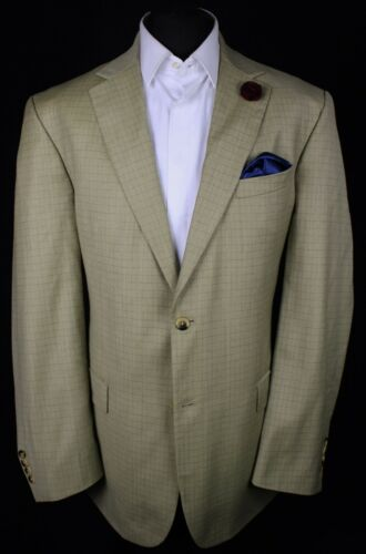 44l Fantastic Cashmere Designer Garment 1510 Jacket Wool Blazer Nautica vxW7RqXX