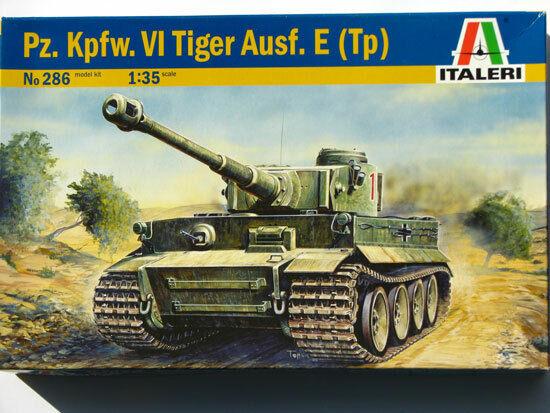 TIGER I E/H1 KIT 1:35 Italeri IT0286