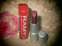 Ramy-lipstick-minimum Makeup-maximum Impact-berry Kissable-great Shade-nib
