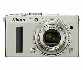Nikon COOLPIX A - silber - Vom Fachhändler