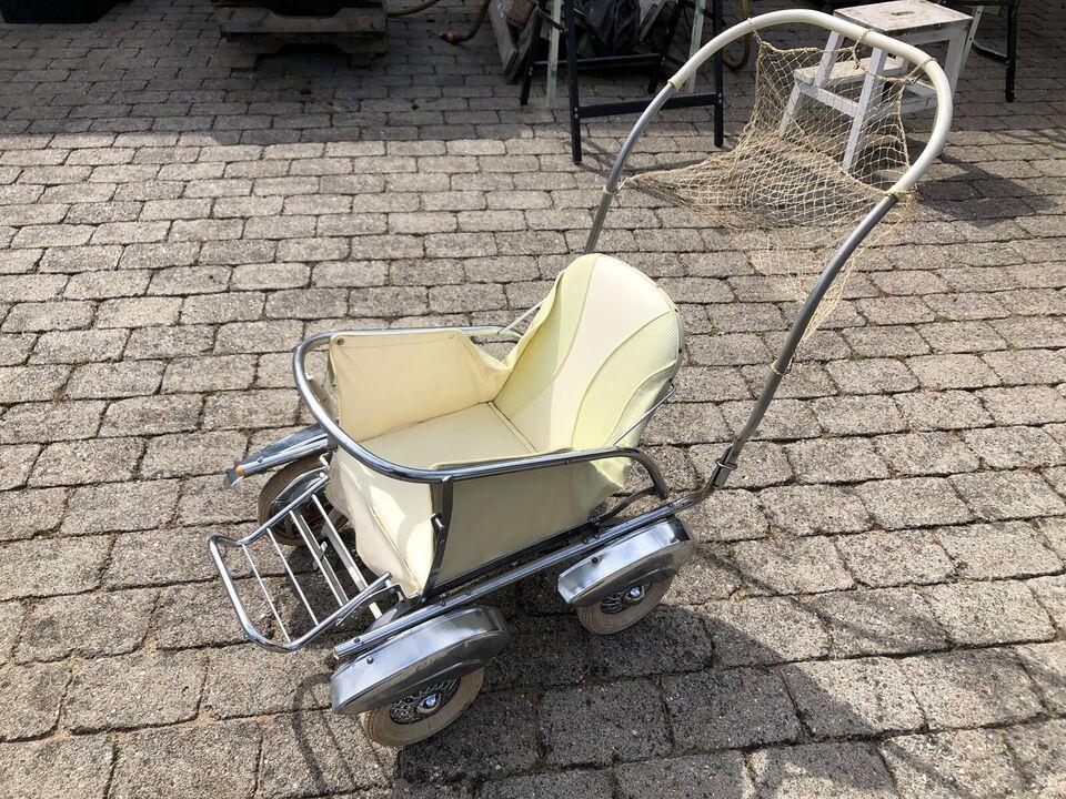 Barnevogn, andet mærke RETRO 50èr model, liggemål (cm): 99