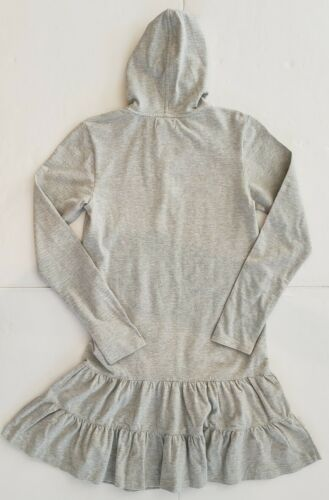16 #112 NWT POLO RALPH LAUREN POLO GIRLS HOODED DRESS XL