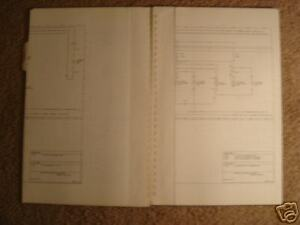 Details about 1975 Ford Maverick Wiring Diagrams on