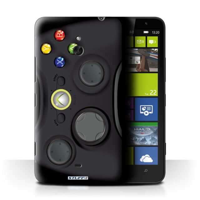 huge selection of 8983c 26984 STUFF4 Back Case/cover for Nokia LUMIA 625/games Console Black Xbox 360