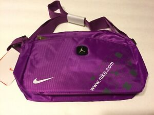 NIKE-Small-Cross-over-Shoulder-Bag-Purple-Unisex-New