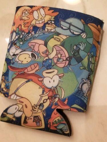 Nickelodeon Rocko's Modern Life 90s Memorbilia