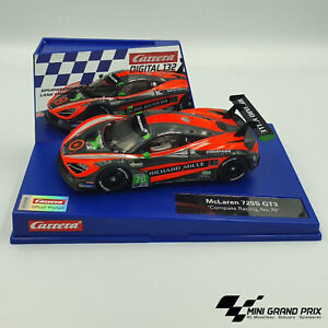 Carrera-Digital-132-McLaren-720S-GT3-034-Compass-Racing-No-76-034-30893