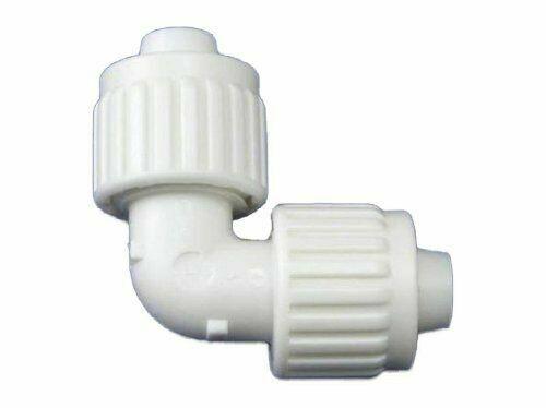 "Flair-It 1//2/"" x 1//2/"" Pex 90° Elbow Fitting Water RV  Plumbing 16800 Set of 2"