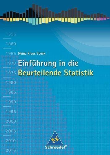 1 von 1 - Einführung in die Beurteilende Statistik / Einführung in die Beurteilende...