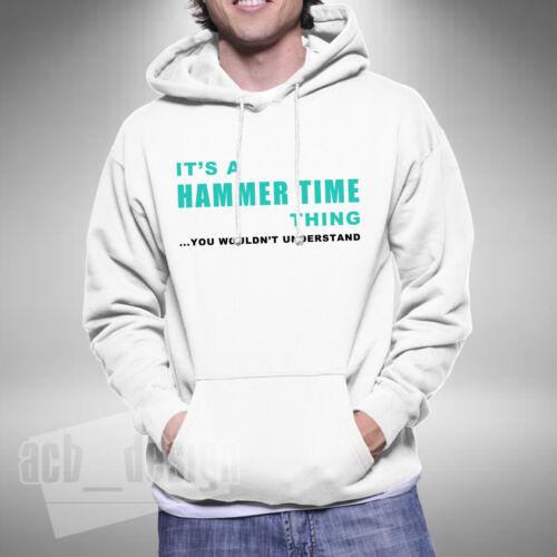 Hammer Time Adult Hoodie Lewis Hamilton F1 formula 1 Number 44 5 X World Champ