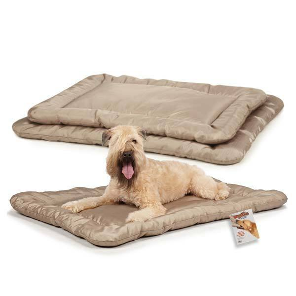 Tough Dog Beds Megaruff Empire Crate Mats Durable Chew Resistant Double Stitched
