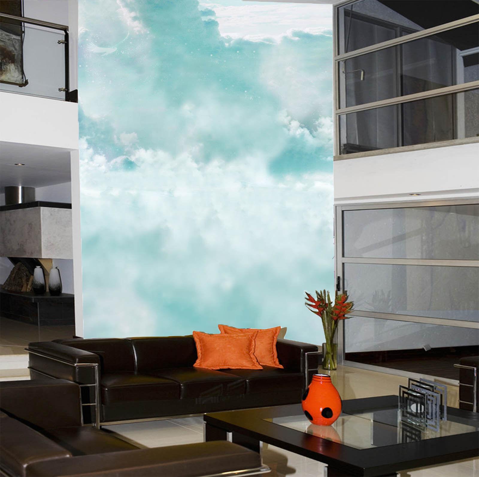 3D Weiße Wolken Malerei Malerei Malerei 85 Tapete Wandgemälde Tapete Tapeten Bild Familie DE  | Diversified In Packaging  | Primäre Qualität  | Ausgezeichnetes Preis  403d21