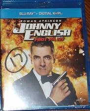 Blu Ray film Johnny English Reborn, new and unused Starring Rowan Atkinson