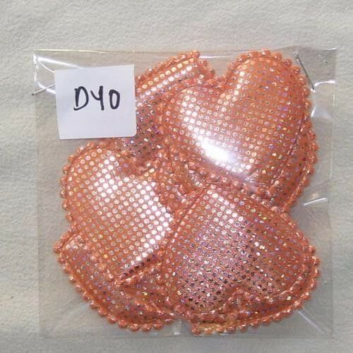 5 CM APPROX 10 LARGE HEARTS 3.5 CM 69 DIFFERENT HEARTS TO CHOOSE FROM